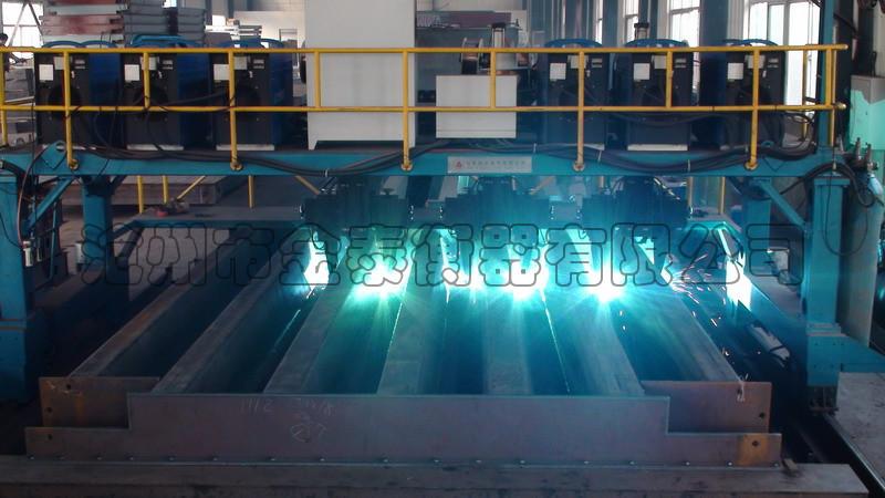 数控自动焊接
