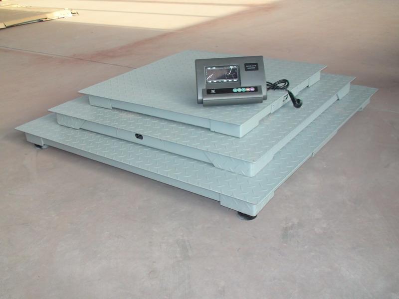 Electronic Floor Scale Series
